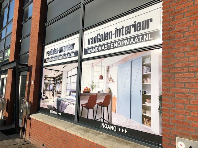 VanGalen Interieur - Wandkastopmaat.nl